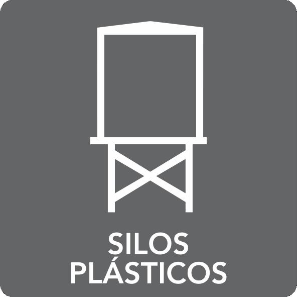 Silos plásticos